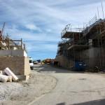 Kendall Park Polruan during build